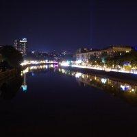Ночная Кура. Тбилиси. :: Andrad59 -----