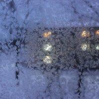 мороз-художник :: Наташа Пасакас