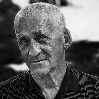 Старик. :: Андрей Лобанов