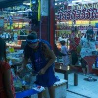 Таиланд. От заката до рассвета (1) :: Владимир Шибинский