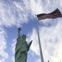 Статуя свободы в Лас Вегасе :: Андрей Крючков