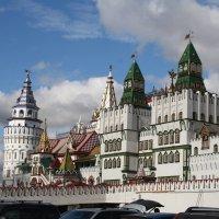 Пряничный кремль :: Мари B