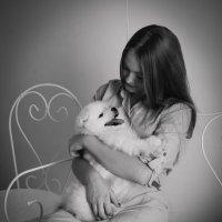 Глаза в глаза :: Оксана Фёдорова