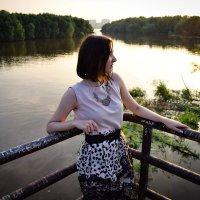На закате :: Оксана Фёдорова