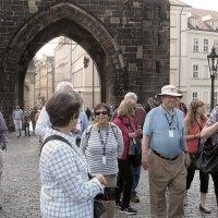 Ино туристо в Праге :: Николай Ярёменко