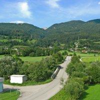 Австрийский пейзаж :: Олег Попков