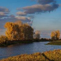 Осень ранняя :: Виктор Четошников