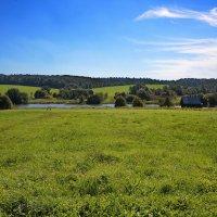 Мураново - пруд на реке Талица :: Владимир Брагилевский