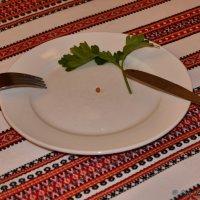 Праздничный ужин, 1ый год в  соц .сети FotoKto ) :: Alexey YakovLev