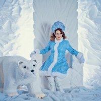 Снегурочка :: марина алексеева