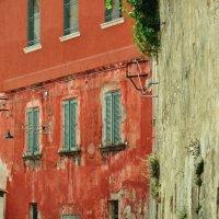 Цветной аккорд. Осень. Гаэта. Италия. Color chord. Autumn. Gaeta. Italy. :: Юрий Воронов
