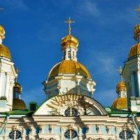 Золото Никольского морского собора... :: Sergey Gordoff