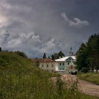 Перед грозой. :: Александр Смирнов