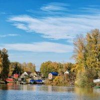 Дачный поселок :: Дмитрий Конев