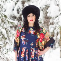 Портрет Аленки :: Арина Cтыдова