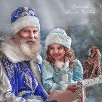 Новогодняя сказка :: Татьяна Донскова