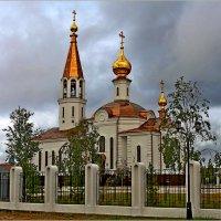 Северные города.  ГУБКИНСКИЙ :: Аркадий Иваковский
