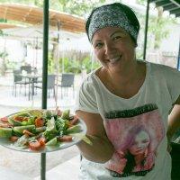 Фирменный салат :: евгений васильев