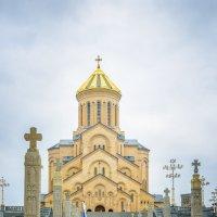 Собор Самеба  (Собор Святой Троицы ) :: Сергей Михайлов