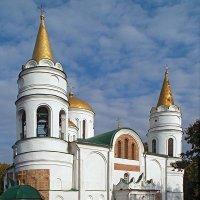 Спасо-Преображенский собор в Чернигове :: Сергей Тарабара