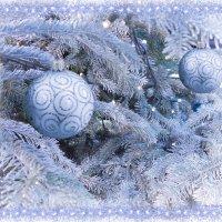 Очарование Нового года :: Nina Yudicheva