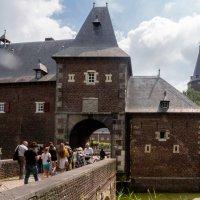 Замок Хунсбурк,  Голландия :: Witalij Loewin
