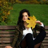 Красивая девушка Эля :: Татьяна Колганова