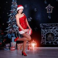 Снегурочки бывают разные...!)) :: Ольга Егорова