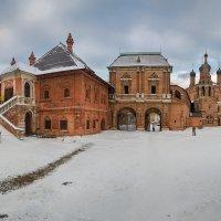 Живописный декабрь :: Ирина Шарапова