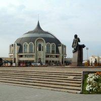 Музей Оружия и памятник Н.Демидову :: Мила