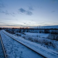 Путь :: Сергей Мухин