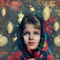 Рождественские мечты! :: Марина Кузьмина