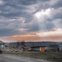 Пейзажи наших деревень :: Алексей