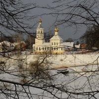 Храм Святителя Николая :: Moscow.Salnikov Сальников Сергей Георгиевич
