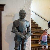 Интерьер замка Хунсбурк, Голландия :: Witalij Loewin