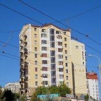 Жилой комплекс в Загородном :: Александр Рыжов