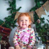 новогоднее солнышко :: Мария Корнилова
