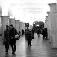 Московская подземка :: Александра