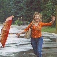 Дождь счастья... :: Андрей Козлов