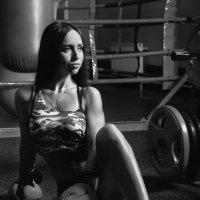 о боксе :: Андрей Рабочий