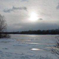 Зима пришла :: Людмила Зайцева