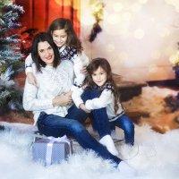 С наступающим Новым годом! :: Марина Потапова