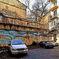 а у нас во дворе... :: Александр Корчемный