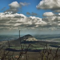 Над облаками. :: Александр Сапожников