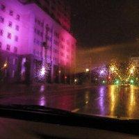 Дождливый вечер. :: Ирина Хан