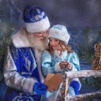 Письма для Деда Мороза :: Наталья Кирсанова