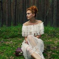 Anastasia in da forest :: Вероника Кричко