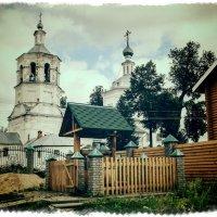 Православные святыни земли Нижегородской :: Андрей Головкин