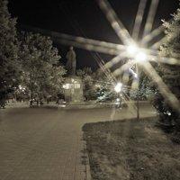 Графика ночи. :: владимир