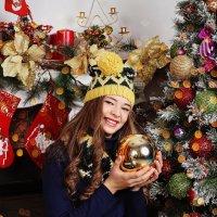 Новогодняя фотосессия :: Натали Михальченко
